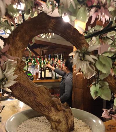 Drink Menu Lucky Garden Chinese Restaurant Hallowell Maine